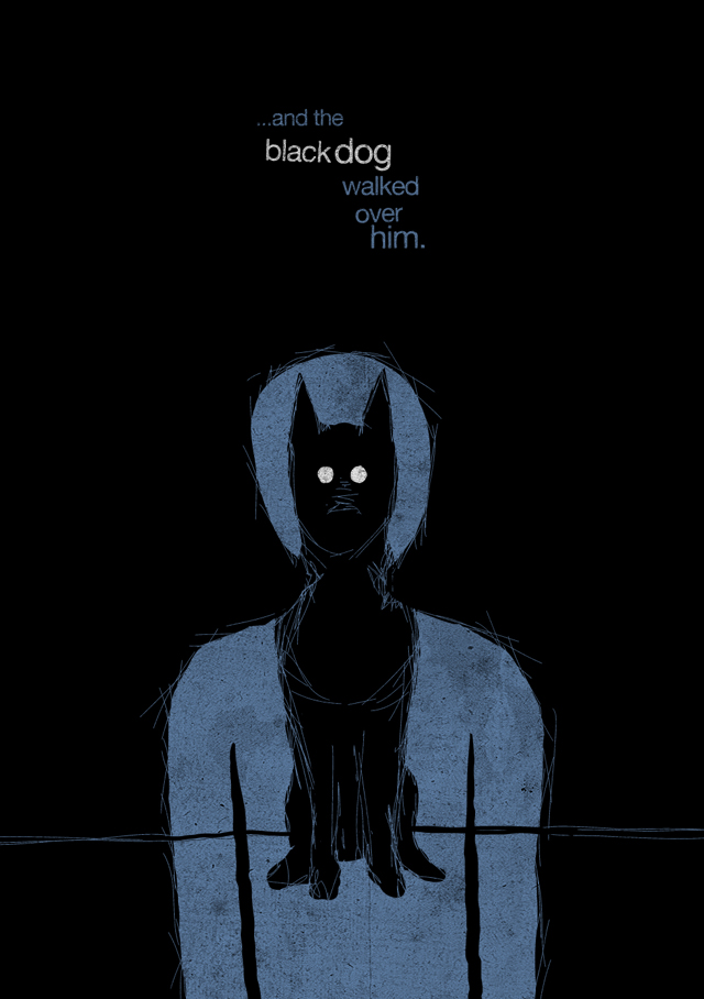 Black Dog Days Depression
