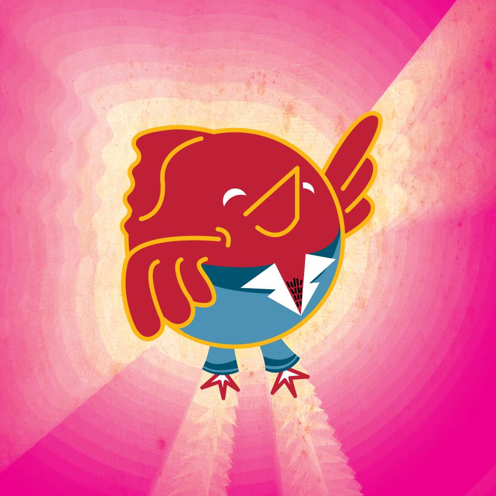 Bob's Disco Dance #9: The Chicken   Shape a chicken beak wit…   Flickr