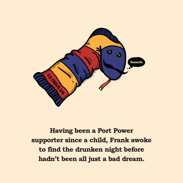 Poor Old Frank