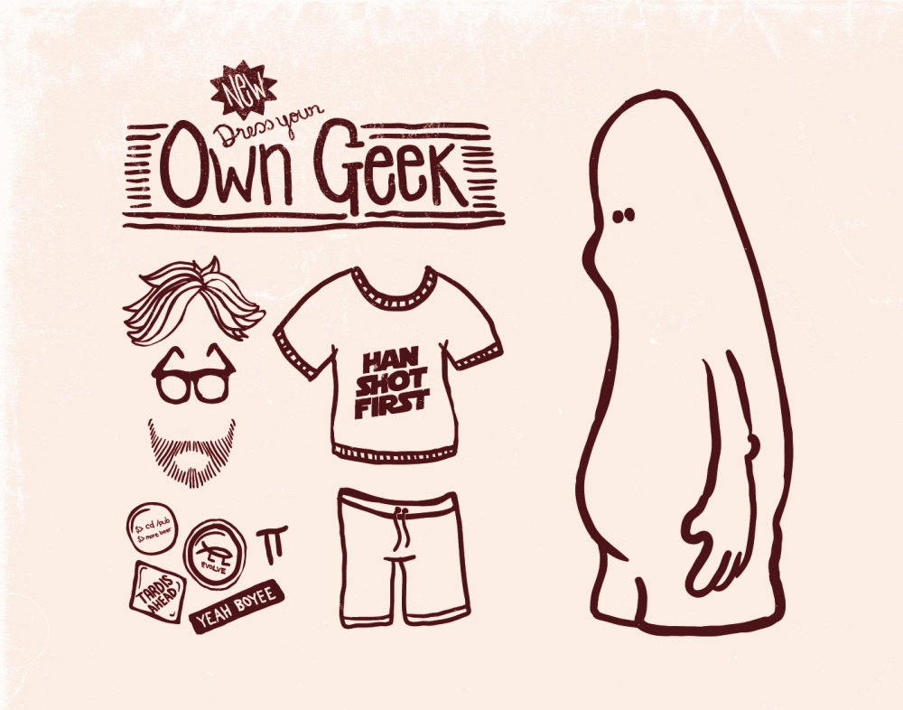 Dress your Own Geek Kit (#188/365)
